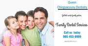 Best Family Dentist on Chinguacousy,  RD | Queen Chinguacousy Dentistry