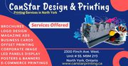 Best Printing & Design Services in North York