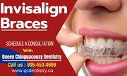 Invisalign Braces by Queen Chinguacousy Dentistry
