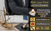 Contact us | Best law firm in Brampton