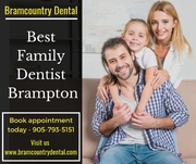 Family Dentist in Brampton | Bramcountry Dental