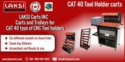Cat40 Tool Holders Cart