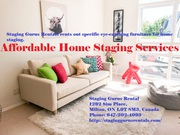 Best Furniture Rentals Home Staging