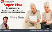 Best Insurance Provider for Super Visa Insurance