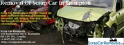 Removal Of Scrap Car In Brampton