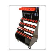 Shop online tool cart with wheels in Canada From Laksi Carts Inc