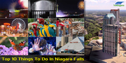 Things To Do In Niagara Falls Canada With ToNiagara