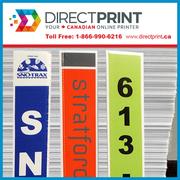 Custom Snow driveway markers - PRINT