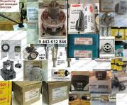 plungers, Head Rotors from VE PUMP(VE, VRZ,  line),  nozzles with delivery