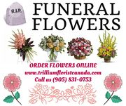Sympathy & Funeral Flowers Toronto (GTA)