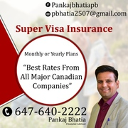 Best Super Visa Insurance Provider