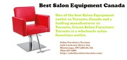 Best Salon Equipment Canada