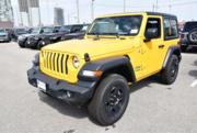 New 2019 Jeep Wrangler Sport SUV - Seven View