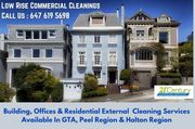 Low Rise Commercial Cleaning Services