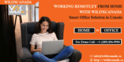 Remote Work Services in Canada