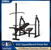 Standard bench press home gym equipment Calgary | Order now