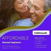Dental Implant Treatment in Etobicoke