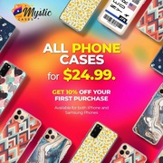 Mystic Cases: Cute! Fun! Stylish Cases!