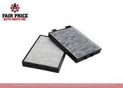 Car Pollen Cabin Air Filter 64112182533 For BMW E39 520i 525d 53