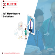 IoT Healthcare Solutions in Canada | X-Byte
