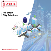 IoT Smart City Solutions in Canada | X-Byte