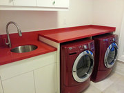 Find Out The Best Laundry Room Shelving Unit By Space Age Closets