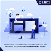DApps Development Company | CANADA | X-Byte
