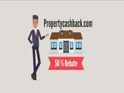 50% CASHBACK Real Estate Service