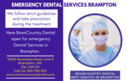 Emergency Dental Services Brampton