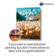 5D Diamond Painting Kit - Diamond Painting Kits