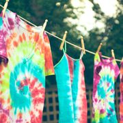 How to Tie Dye Clothing - Best Tie Dye Techniques