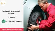Tire Installation Brampton | Sky Tire