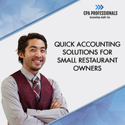Quick Accounting Solutions for Small Restaurant Owners