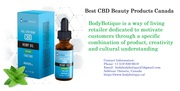 Best CBD Beauty Products Canada | BodyBotique