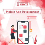 Mobile App Development Company USA - Android & iOS | X-Byte
