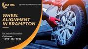 Best Wheel Alignment Service in Brampton