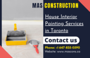 House Interior Painting in Toronto   Mas Construction