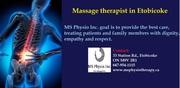 Massage therapist in Etobicoke