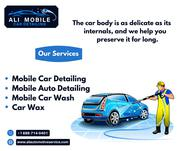Local Mobile Car Detailing in Richmond Hill