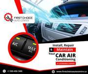 Car AC Repair in Brampton
