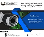 Home security cameras in Hamilton