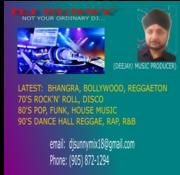DJ Sunny Wedding/ Birthday/ Anniversary/ Corporate Events