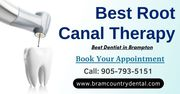 Best Root Canal Therapy By Best Dentist in Brampton