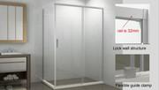 Glass Shower Doors | Shower Enclosure | DABBL