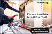 Gas Furnace Service in Markham