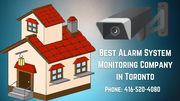 Best Alarm System Monitoring Company in Toronto