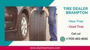 Tires in Brampton,  ON | Sky Tire