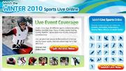 Vancouver 2010 Olympics - Watch Winter Sports 2010 Live Online