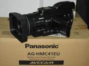 Brand new Panasonic AG-HMC40 camcorder 750Euro