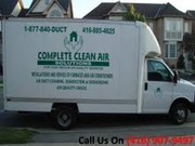 Mississauga- Ontario's #1 Duct Cleaning Services (416) 907-9497